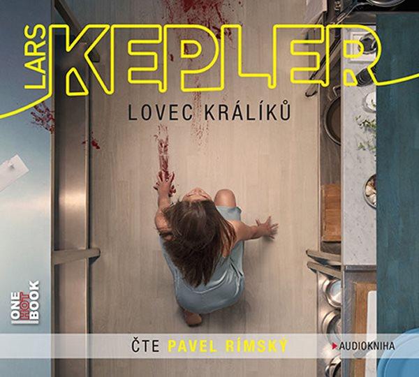 CD Lovec králíků - Kepler Lars, Sleva 19%