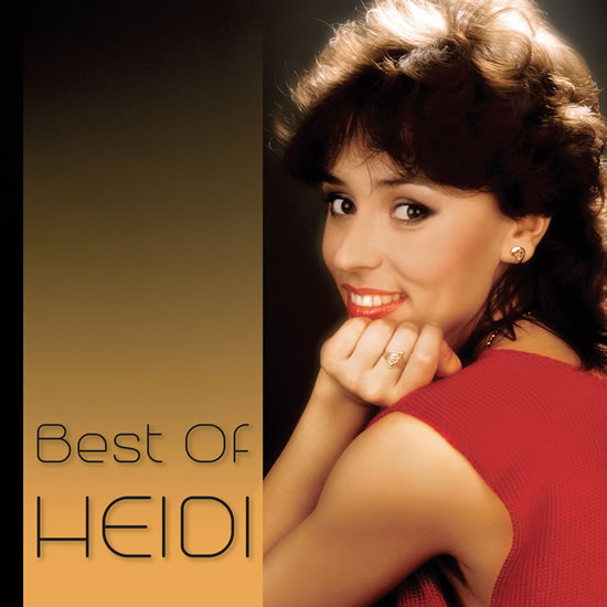 Best Of Heidi - 2 CD - Janků Heidi