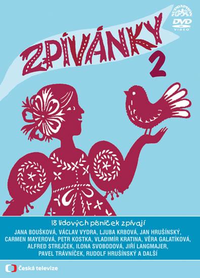 Zpívánky 2 - DVD - Various