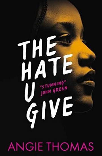 The Hate U Give (1) - Thomas Angie