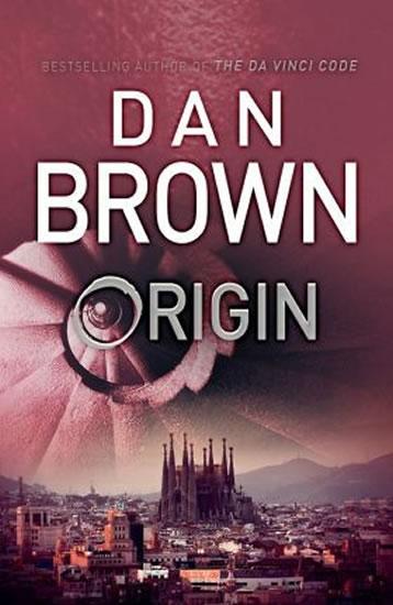 Origin (originál v anglickém jazyce) - Dan Brown, Sleva 10%