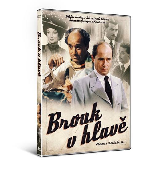DVD Brouk v hlavě - neuveden