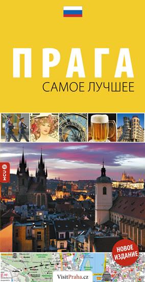 Praha - The Best Of/rusky - Kubík Viktor, Dvořák Pavel