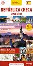 Česká republika UNESCO - kapesní průvodce/španělsky
