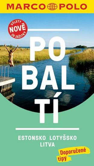 Pobaltí / MP průvodce nová edice - neuveden