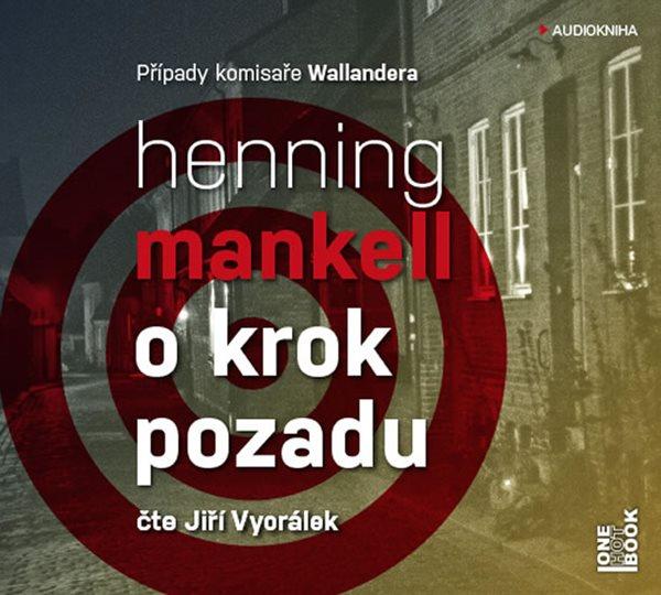 CD O krok pozadu - Mankell Henning
