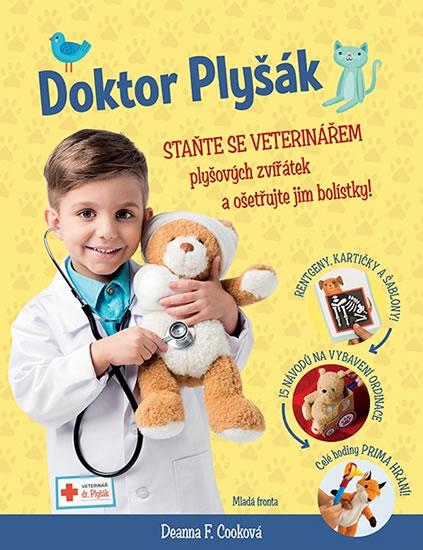 Doktor Plyšák - Cooková Deanne F.