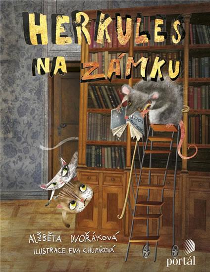 Herkules na zámku - Dvořáková Alžběta