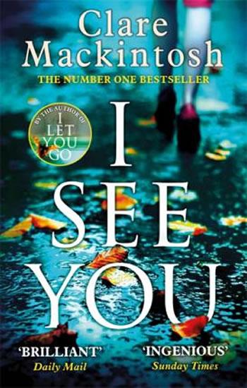 I See You - Mackintosh Clare