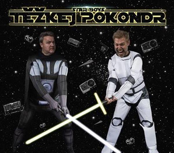 CD Star Boys - Těžkej Pokondr