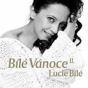 CD Bílé Vánoce Lucie Bílé II.
