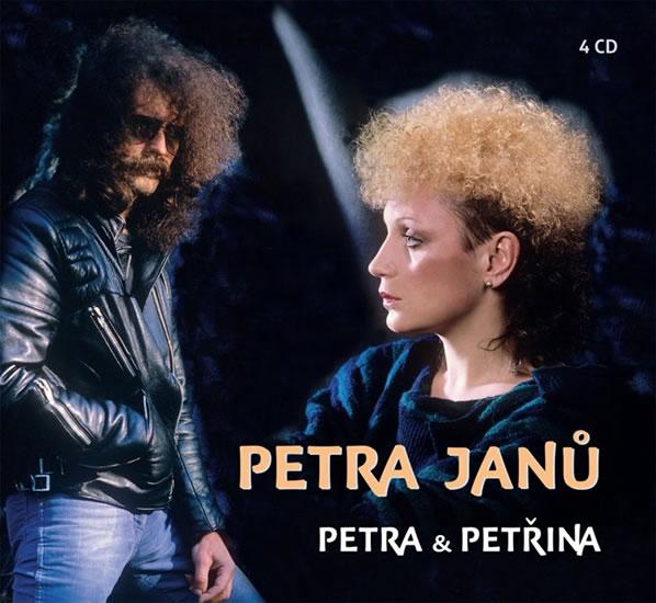 Petra & Petřina - 4 CD - Janů Petra