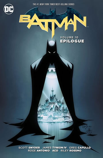 Batman - Epilog - Snyder Scott, Tynion IV James,
