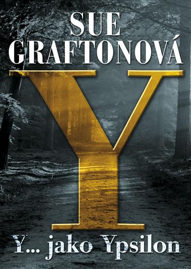 Y jako… Ypsilon - Graftonová Sue