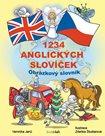 1234 anglických slovíček - Obrázkový slovník pro děti