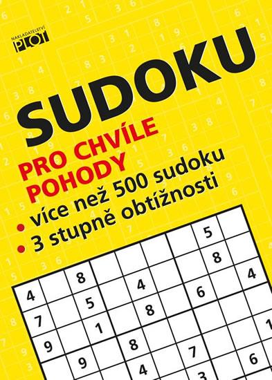 Sudoku pro chvíle pohody - Sýkora Petr