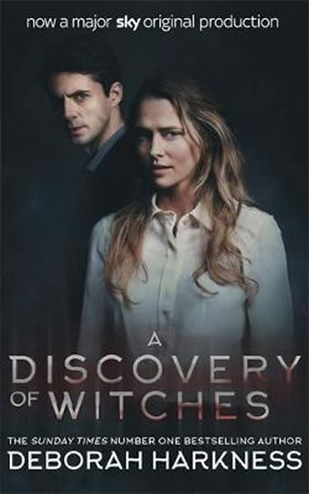 A Discovery of Witches : Now a major TV series (All Souls 1) - Harknessová Deborah