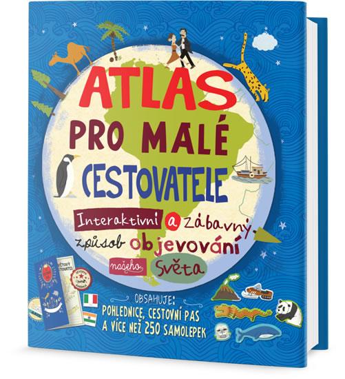Atlas pro malé cestovatele - neuveden, Sleva 13%