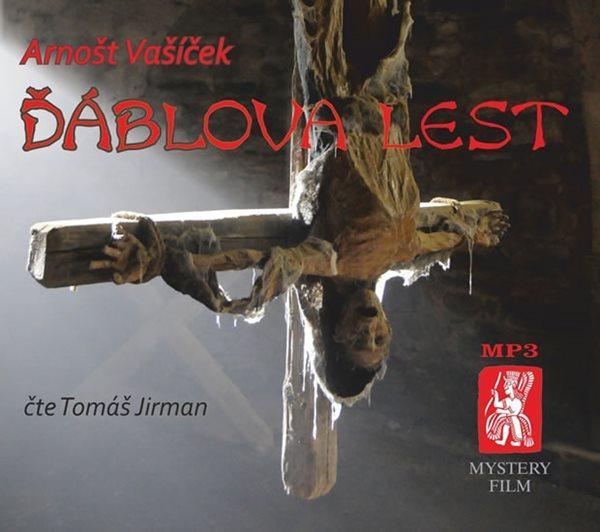 Ďáblova lest - CDmp3 (Čte Tomáš Jirman) - Vašíček Arnošt