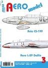 AEROmodel 3 - Avia CS-199 a AERO L-29 Delfín