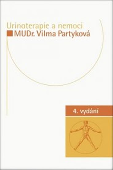 Urinoterapie a nemoci - Partyková Vilma