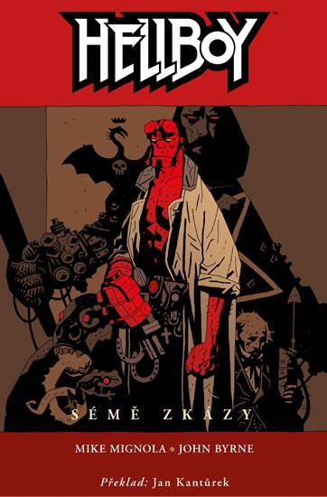 Levně Hellboy 1 - Sémě zkázy - Mignola Mike, Sleva 10%