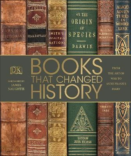 Books That Changed History : From the Art of War to Anne Frank's Diary - neuveden