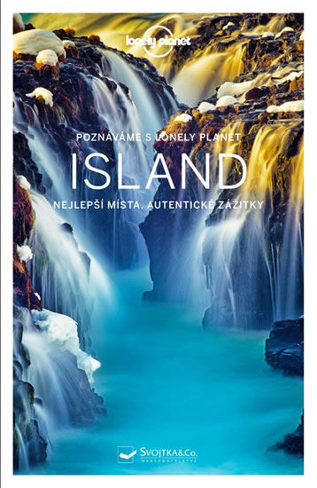 Poznáváme Island - Lonely Planet - neuveden