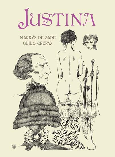 Justina - Markýz de Sade