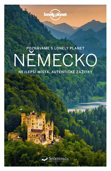 Poznáváme Německo - Lonely Planet - Walker Benedict