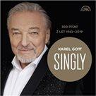 Singly 300 písní z let 1962-2019 - 15 CD