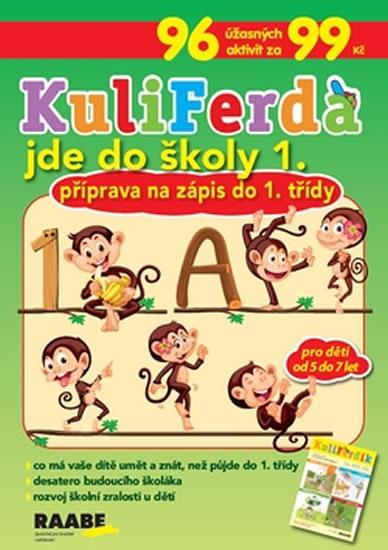 KuliFerda jde do školy 1. - Příprava na zápis do 1. třídy - neuveden