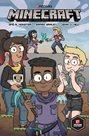 Minecraft komiks 1 - První kniha příběhů