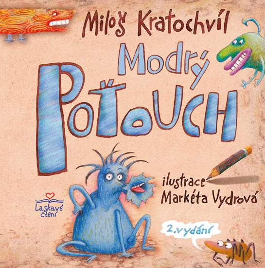 Modrý Poťouch - Kratochvíl Miloš