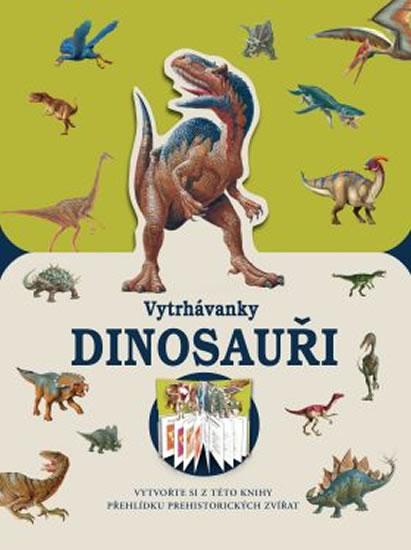 Vytrhávanky - Dinosauři - neuveden