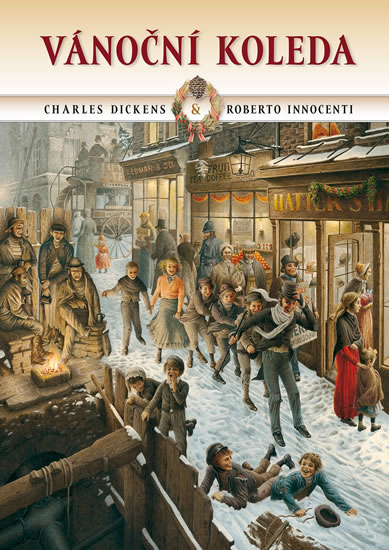 Vánoční koleda - Dickens Charles
