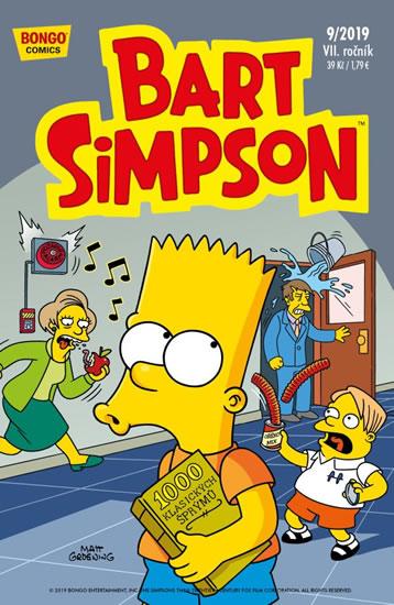 Simpsonovi - Bart Simpson 9/2019 - kolektiv autorů
