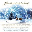 24 vánočních hitů - CD