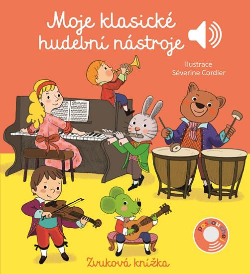 Moje klasické hudební nástroje - Zvuková knížka - neuveden