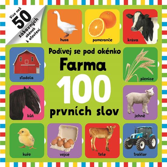 Farma 100 prvních slov - Podívej se pod okénko - neuveden