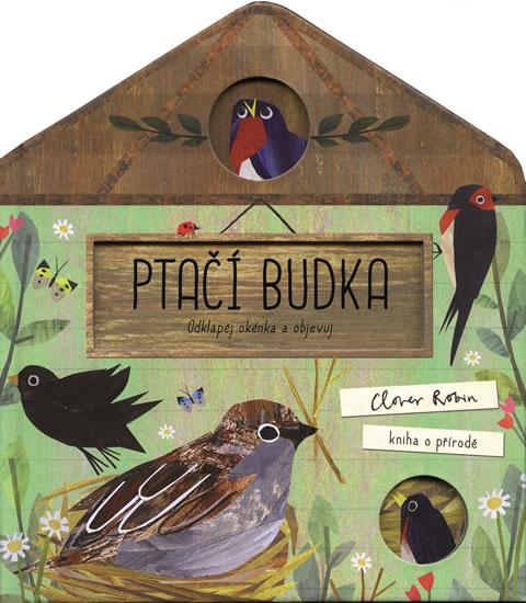 Ptačí budka - Walden Libby