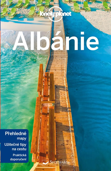 Albánie - Lonely Planet - Farrauto Luigi