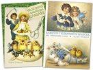Velikonoce z babiččina kapsáře + Babiččin velikonoční balíček plný velikonočního tvoření