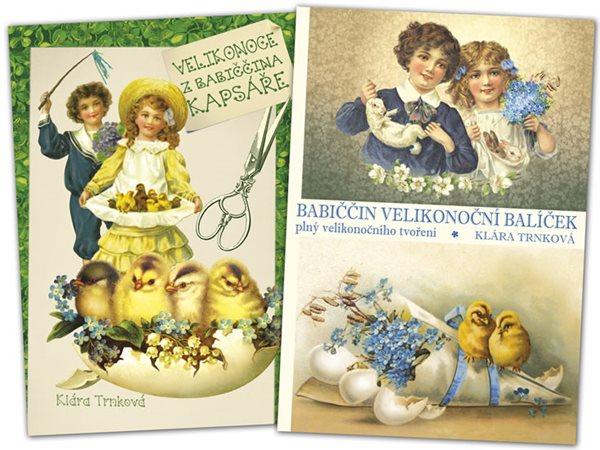 Velikonoce z babiččina kapsáře + Babiččin velikonoční balíček plný velikonočního tvoření - Trnková K