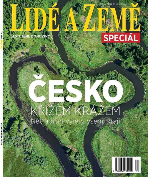 Lidé a země Speciál - Česko křížem krážem - Netradiční výlety všemi kraji - neuveden