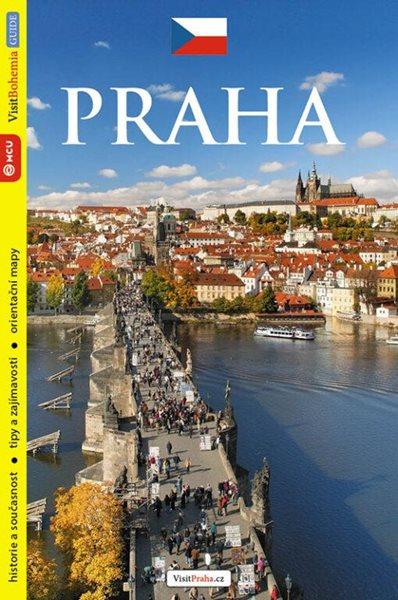 Praha - průvodce/česky - Kubík Viktor