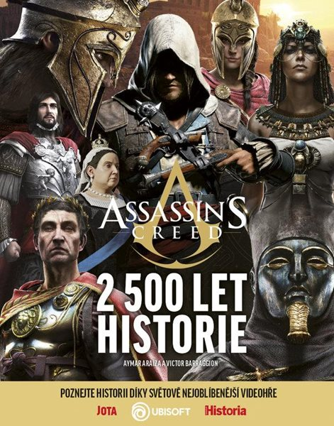 Assassin's Creed - 2 500 let historie - Battaggion Victor