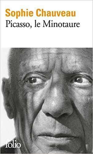 Picasso, le Minotaure - Chauveau Sophie