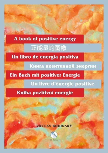 Kniha pozitivní energie (175 x 245 cm) - Budinský Václav