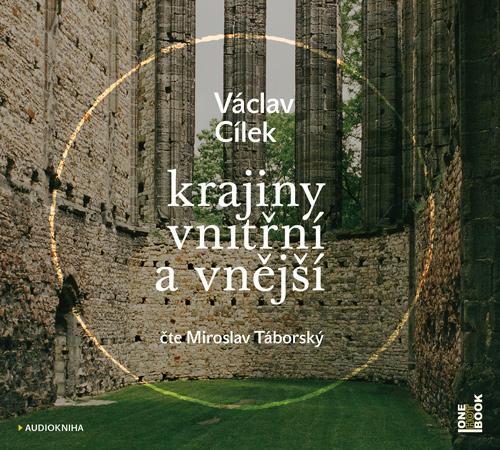Krajiny vnitřní a vnější - CDmp3 (Čte Miroslav Táborský) - Cílek Václav